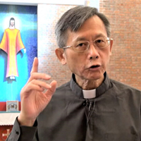 黃錦文神父